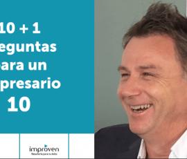 Juan Planes explica a Improven el éxito de Pollos Planes