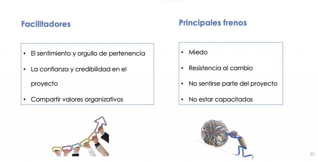 FRENOS TRANSFORMACION CULTURAL