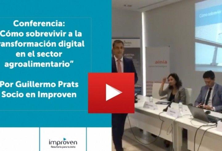 Transformación digital sector agroalimentario
