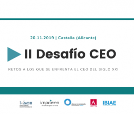 Desafio CEO II Alicante