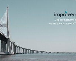 Cambio en la imagen corporativa de Improven