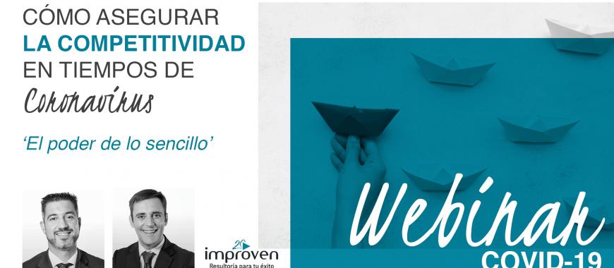 webinar competitividad empresa covid-19