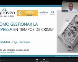 Cómo gestionar la empresa en tiempos de crisis | Webinar