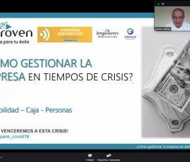 WEBINAR CIRCULO GALICIA GESTION EMPRESA COVID19