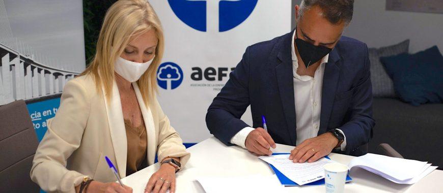 firma empresa familiar improven aefa