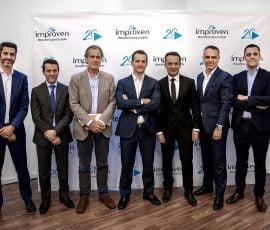 20 aniversario improven socios ponentes