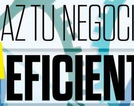 Improven en Emprendedores: 'Haz tu negocio más eficiente'