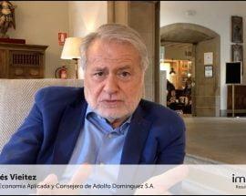 Entrevista a Luis Caramés, Catedrático de Economía Aplicada y Consejero de Adolfo Dominguez